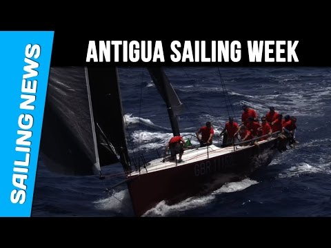 Antigua Sailing Week - Passing The Torch