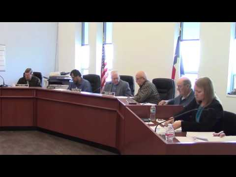 Karnes County Commissioners Court - Feb. 9, 2016