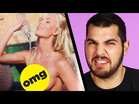 Men Read Playboy For The First Time video