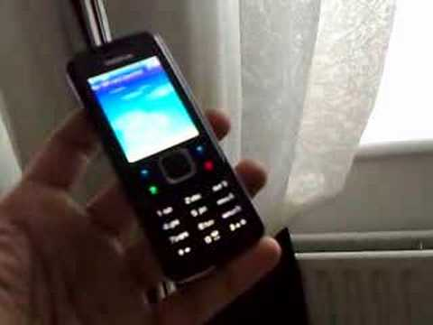 nokia 6300 all black