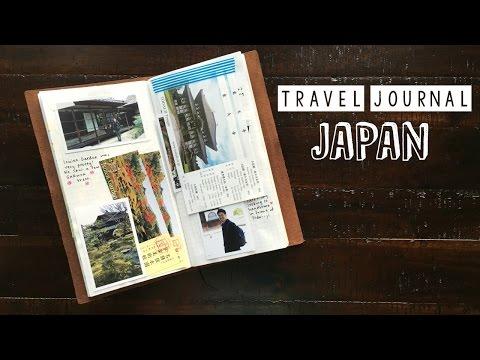 Travel Journal - Japan