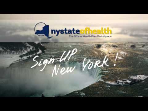 NY State of Health – Sign UP New York!