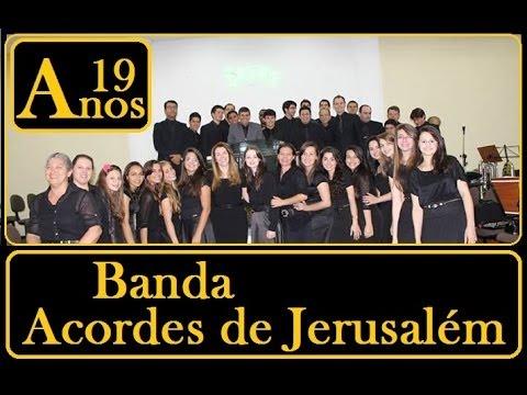 Banda Acordes De Jerusalém [cem Ovelhas] video