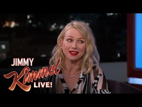 Naomi Watts talks Awards Season and a Chatty Jack Nicholson