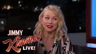 Naomi Watts talks Awards Season and a Chatty Jack Nicholson