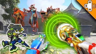 THE BOOPENING! Overwatch Funny & Epic Moments 447