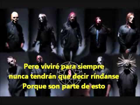 slipknot Butcher's Hook subtitulada al español