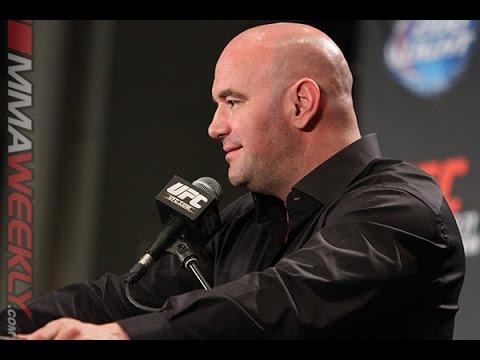 Dana White and Yoel Romero Comment on Controversy UFC 178 Post Press