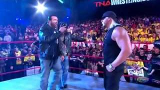 TNA Impact intro video 'The Band'