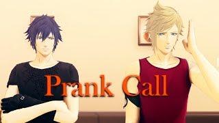 {MMD Final Fantasy XV and Nier Automata} Prank Call
