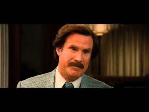 Anchorman 2 The Legend Continues - Black family dinner scene