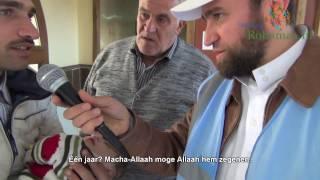 Ambulances geleverd in Syrië en in gebruik - Stichting Rohamaa