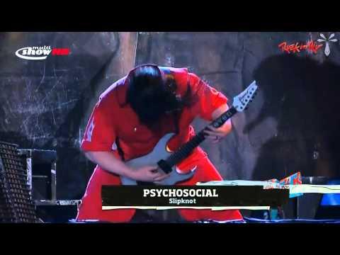 Slipknot   Psychosocial   09 Rock In Rio 2011   25 09 11 legendado Brasil