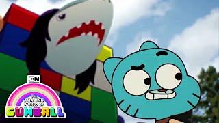 Imaginary Friend I The Amazing World of Gumball I Cartoon Network