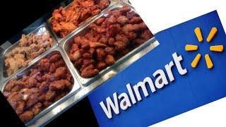 #Walmart Salt n Vinegar Wings😋🍗 #Mini #Mukbang