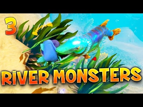 Feed And Grow Fish Ep 3 River Monsters D Tente