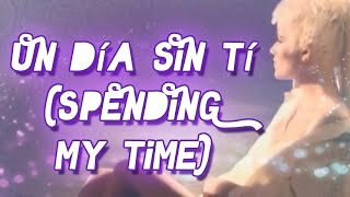 Watch Roxette Un Dia Sin Ti (Spending My Time) video