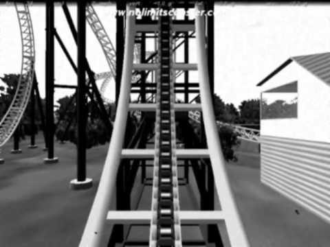 Kennywood New Roller Coaster [VULTEN] 2013