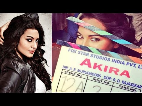 Sonakhsi Sinha Starrer AKIRA First Most Expensive Woman Base Movie