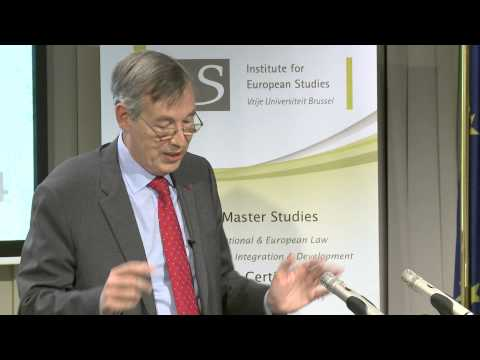 Europe's Political Cohesion after the Eurozone Crisis with Professor Francois Heisbourg