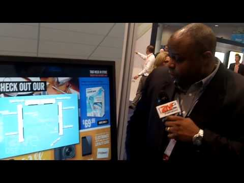 DSE 2015: Stratacache Shows Its Wayfinding Solution