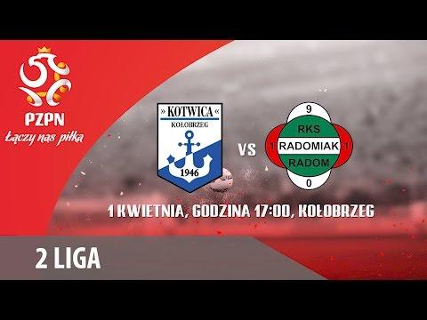 2 Liga: Kotwica Kołobrzeg - Radomiak Radom
