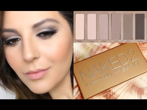 UD Naked Basics 2 Palette Review + Tutorial | Sona Gasparian