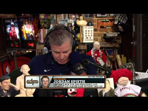 Jordan Spieth on the Dan Patrick Show (Full Interview) 4/15/14