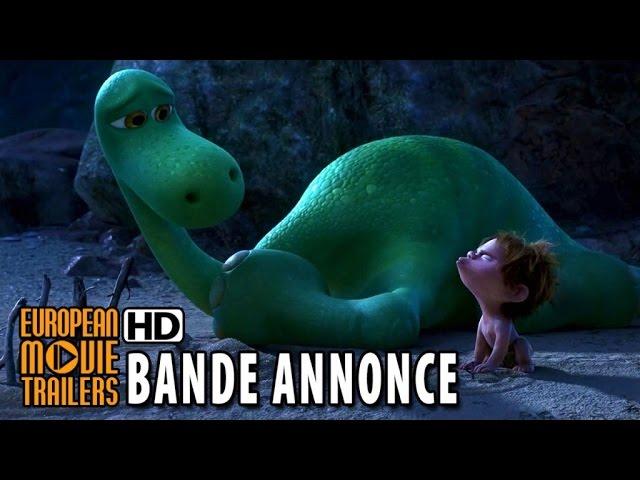 Le Voyage d'Arlo Bande Annonce (2015) - Disney Pixar HD