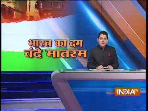 India's military might showcased at Republic Day parade, Part 1