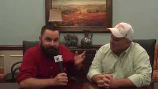 The Bigg Fred Show - Doss Brothers Construction 7/31/14
