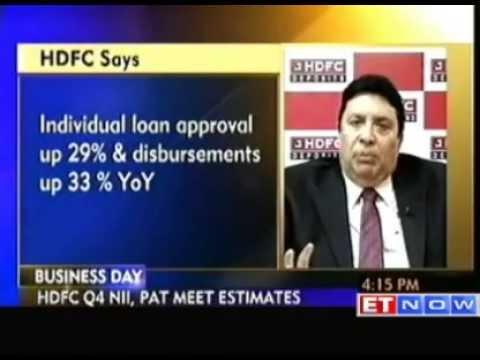 HDFC Q4 net profit up 173 per cent at Rs 1555 crore