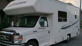 My 2008 Adventurer Class C RV Home Away From Home
