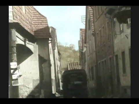 WW II  RETAKING FRANCE 3 of 3 1944 RARE COLOR FILM Music Videos