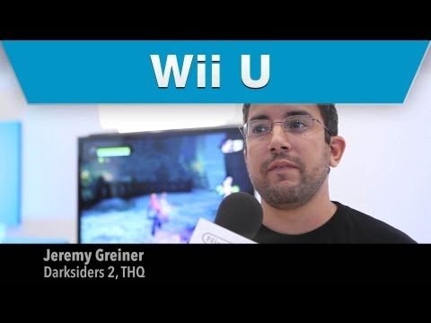 Wii U Preview – Darksiders II: Death Lives Interview