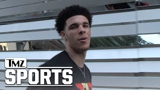 Lonzo Ball: Thank You Jay-Z! Your BBB Shoes Are Coming! | TMZ Sports