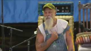 Seasick Steve Live at Paleo festival de Nyon   Concert 2014