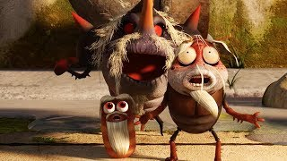 LARVA - INTO THE FUTURE | Cartoon Movie | Cartoons For Children | Larva Cartoon | LARVA Official