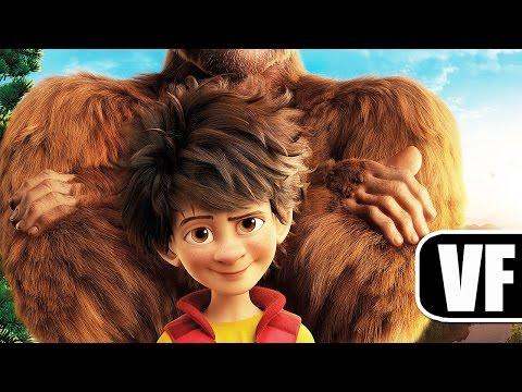 BIG FOOT JUNIOR Bande Annonce Teaser VF (2017) Animation, Famille streaming vf
