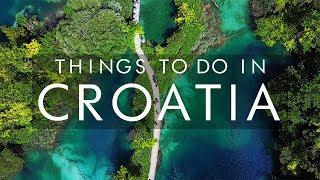 Things To Do In CROATIA | UNILAD Adventure