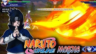 [Android/IOS] Naruto Online Mobile (????OL) BETA 2 by Tencent Gameplay