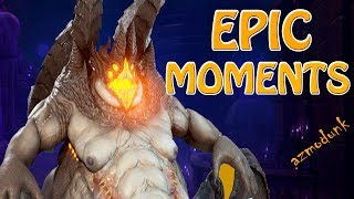 Heroes of The Storm WTF Moments AZMODAN