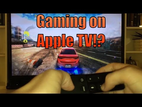 Apple Tv 4 Review Best Games Apps Controller