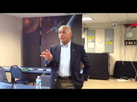 Briefing by NASA Administrator Charles Bolden Before Space X Launch 10/7/12