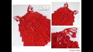 Crochet Patterns  for free  crochet baby dress  2531