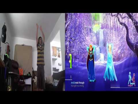 Just Dance 2015 Xbox One Disney S Frozen Let It Go video