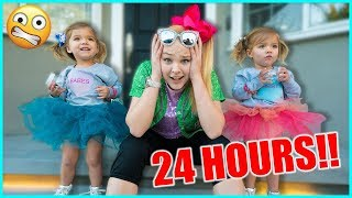 Download lagu BABYSITTING TAYTUM AND OAKLEY FOR 24 HOURS!!!
