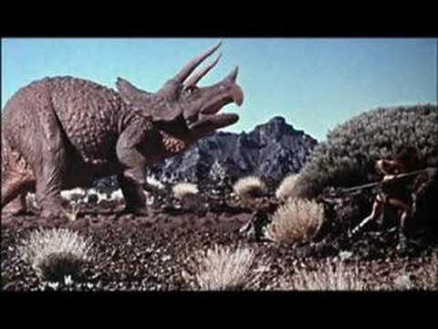 Triceratops Tribute Video