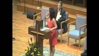 Brigitte Gabriel, Speaking in San Antonio,Oct, 6 2014