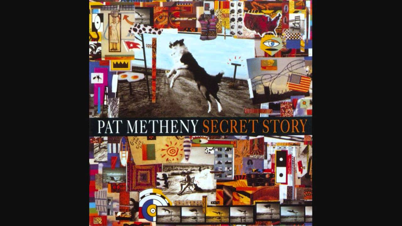 pat metheny above the treetops